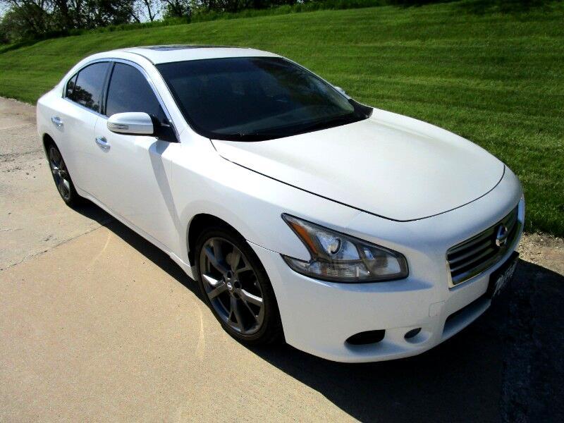 2013 Nissan Maxima SV Premium