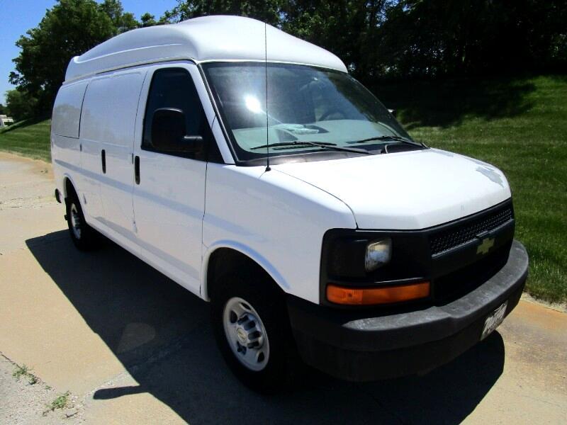 Chevrolet Express 2500 Cargo 2007