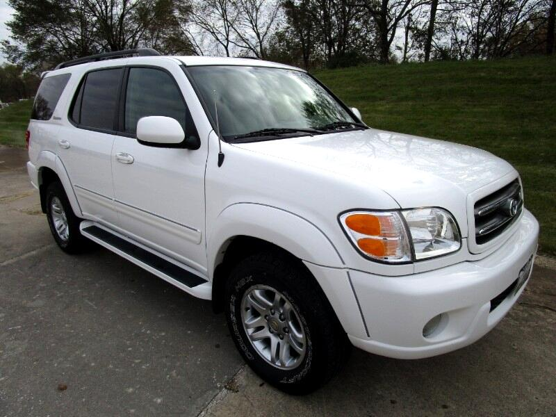 Toyota Sequoia Limited 4WD 2004