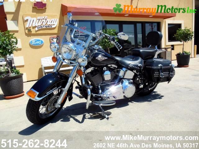 2009 Harley-Davidson FLSTC