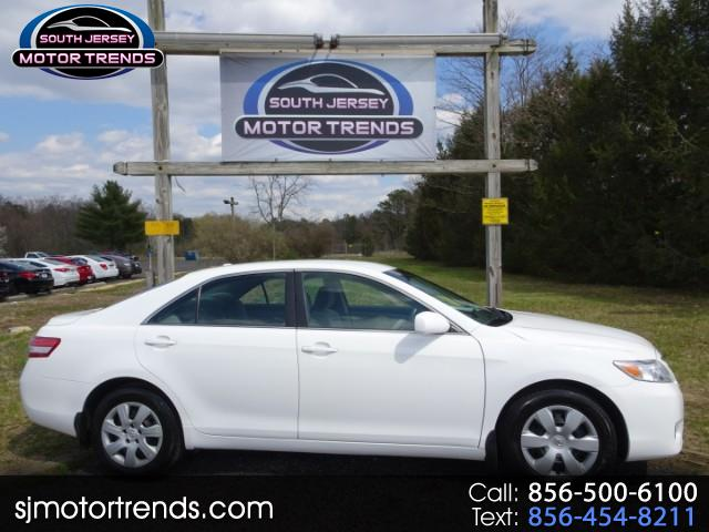 2010 Toyota Camry LE 6-Spd AT