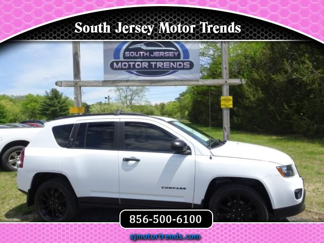 2015 Jeep Compass Altitude 4WD