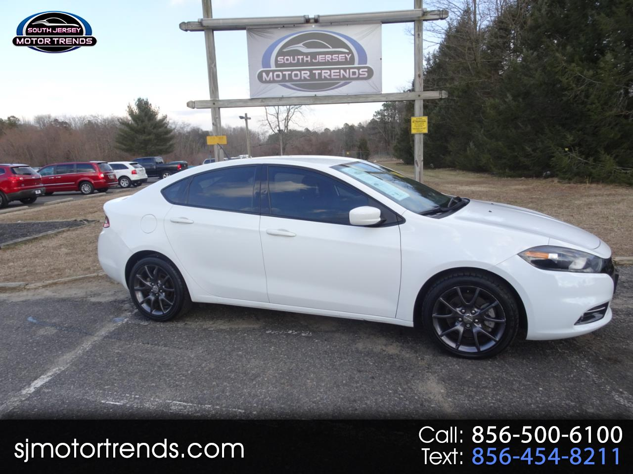 2016 Dodge Dart 4dr Sdn Rallye *Ltd Avail*