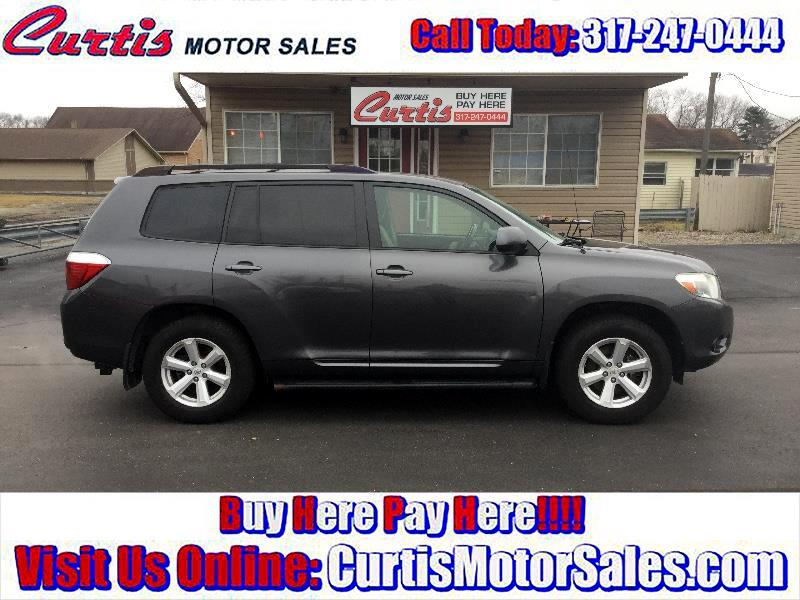 buy here pay here 2008 toyota highlander base 4wd for sale in indianapolis in 46241 curtis motor. Black Bedroom Furniture Sets. Home Design Ideas