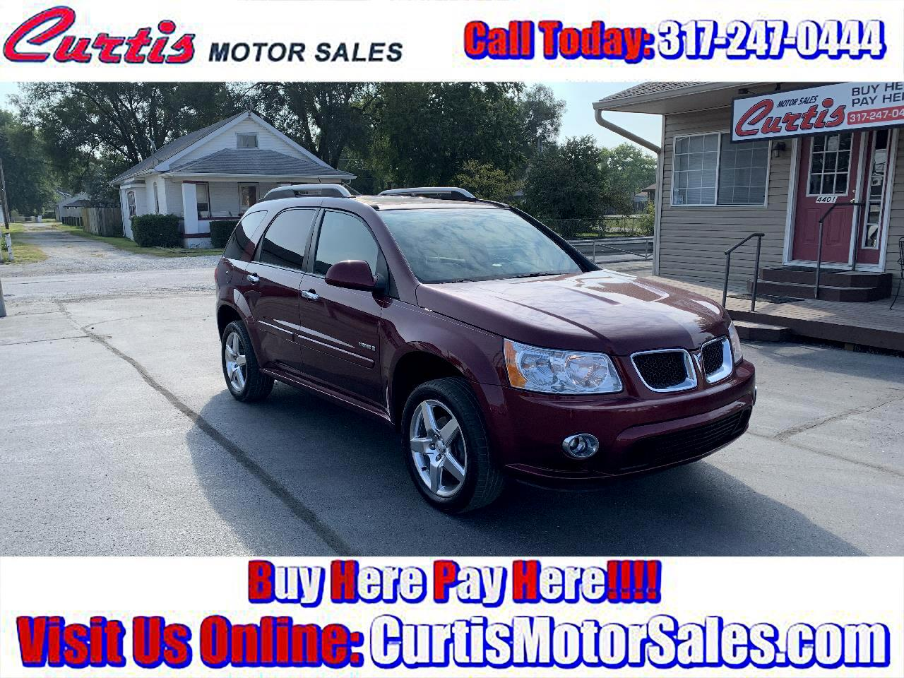 2009 Pontiac Torrent FWD GXP