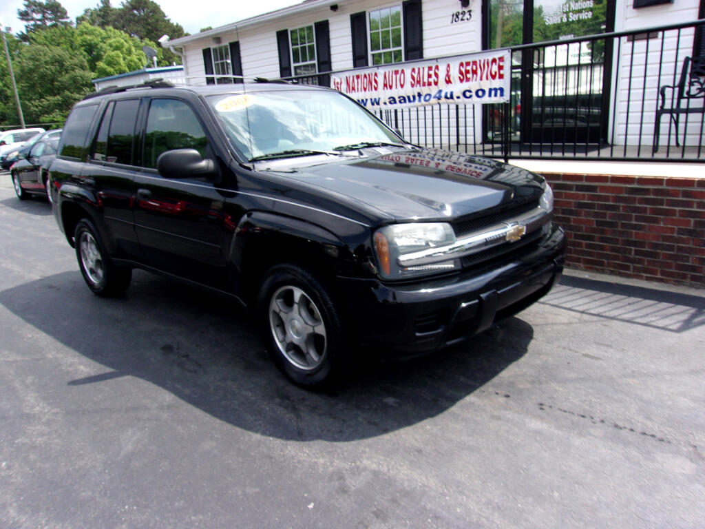 2008 Chevrolet TrailBlazer 2WD 4dr Fleet w/2FL