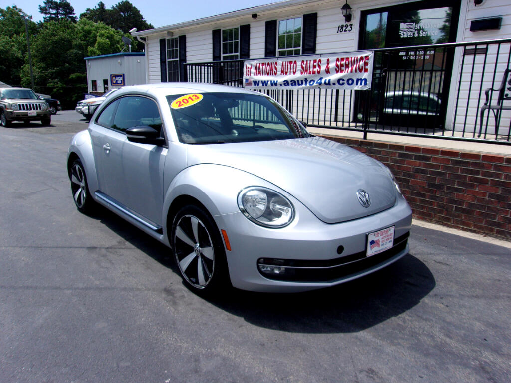 2013 Volkswagen Beetle Coupe 2dr DSG 2.0T Turbo *Ltd Avail*