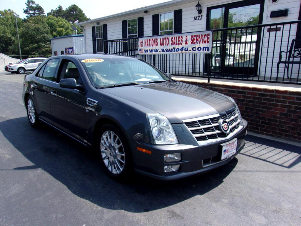 2008 Cadillac STS 4dr Sdn V8 AWD w/1SG