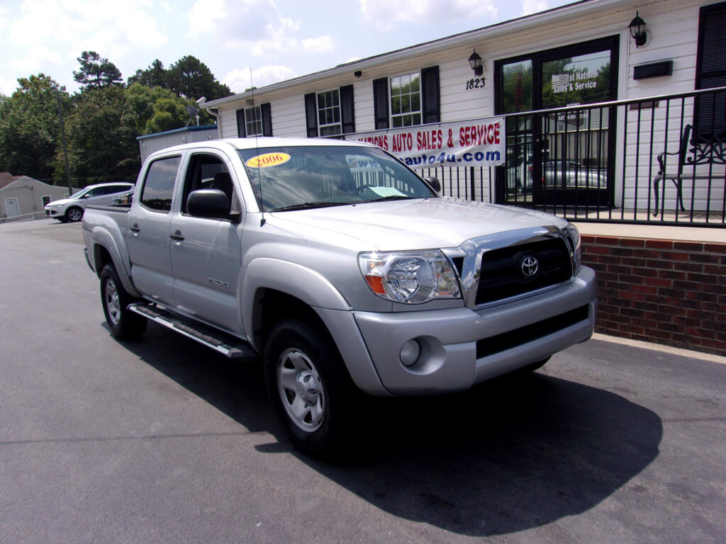 2006 Toyota Tacoma Double 128