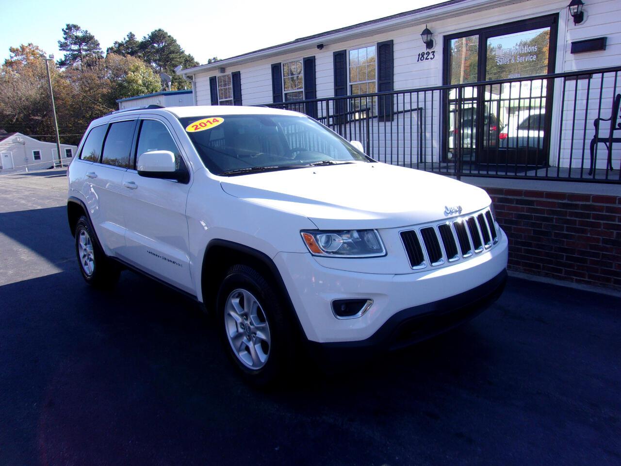 2014 Jeep Grand Cherokee 4WD 4dr Laredo