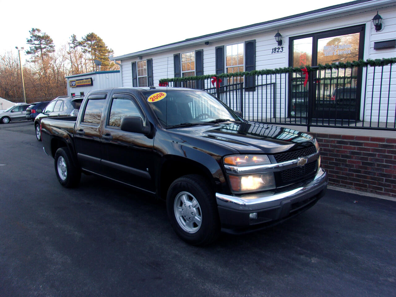 2008 Chevrolet Colorado 2WD Crew Cab 126.0