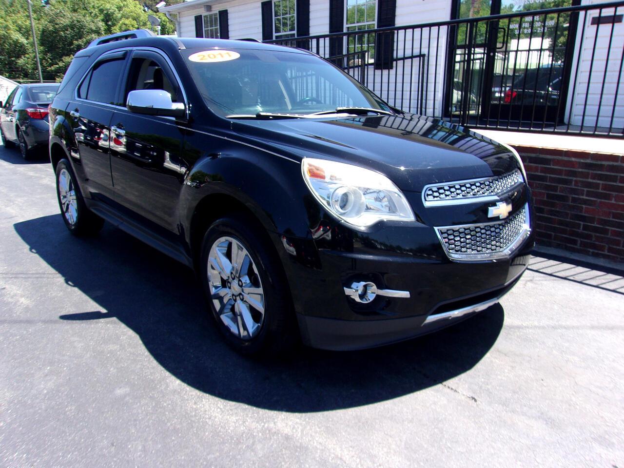 2011 Chevrolet Equinox 50482