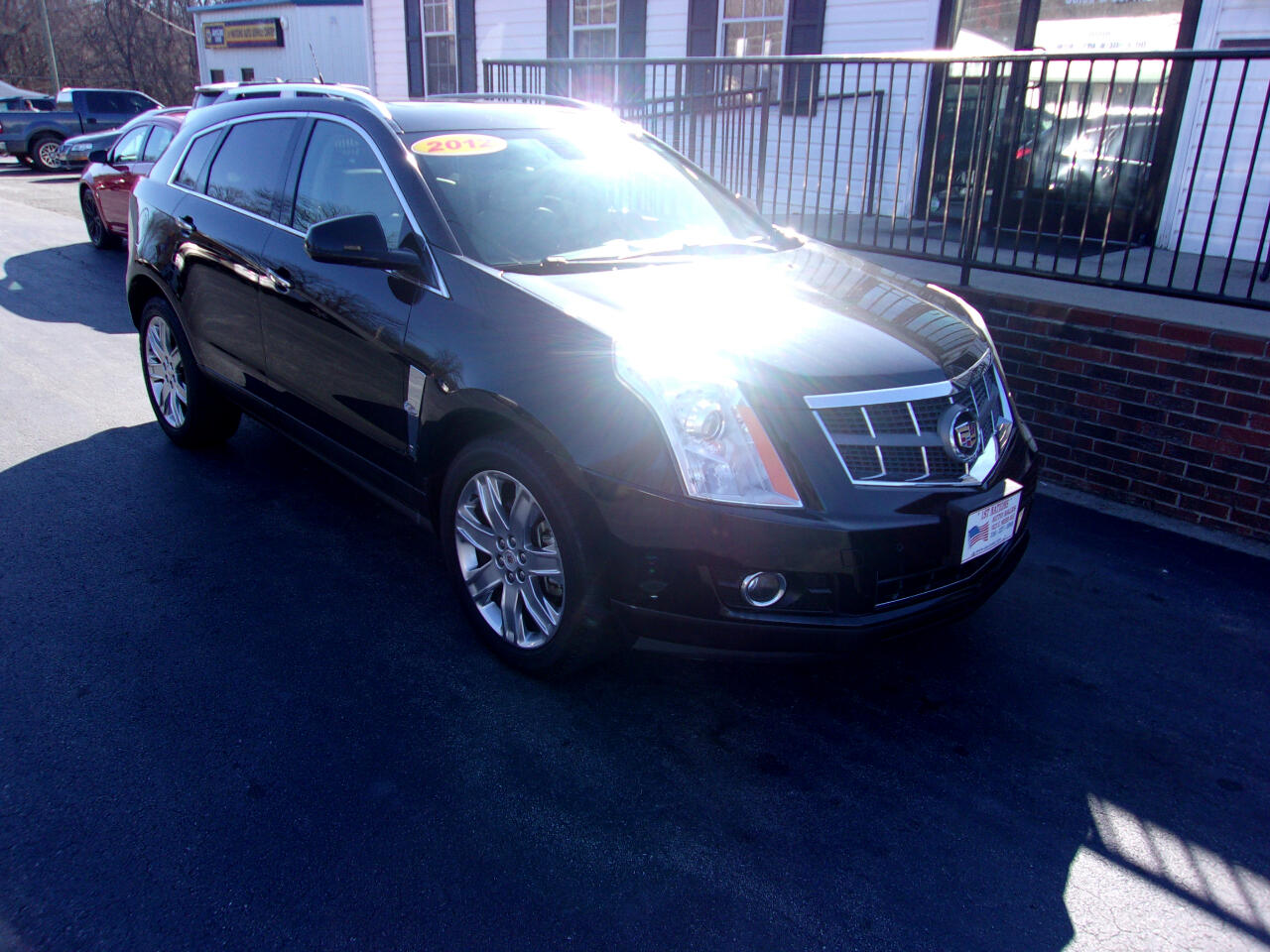 Cadillac SRX FWD 4dr Premium Collection 2012