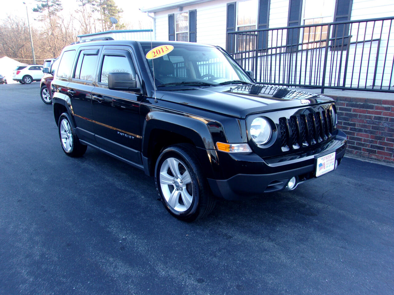 Jeep Patriot 4WD 4dr Limited 2013