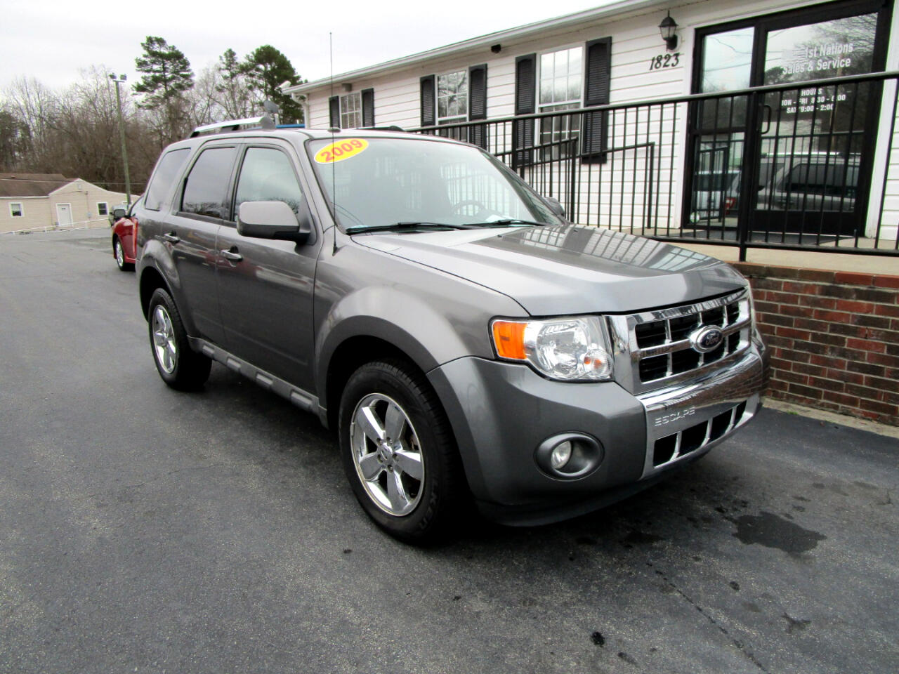 Ford Escape 4WD 4dr V6 Auto Limited 2009