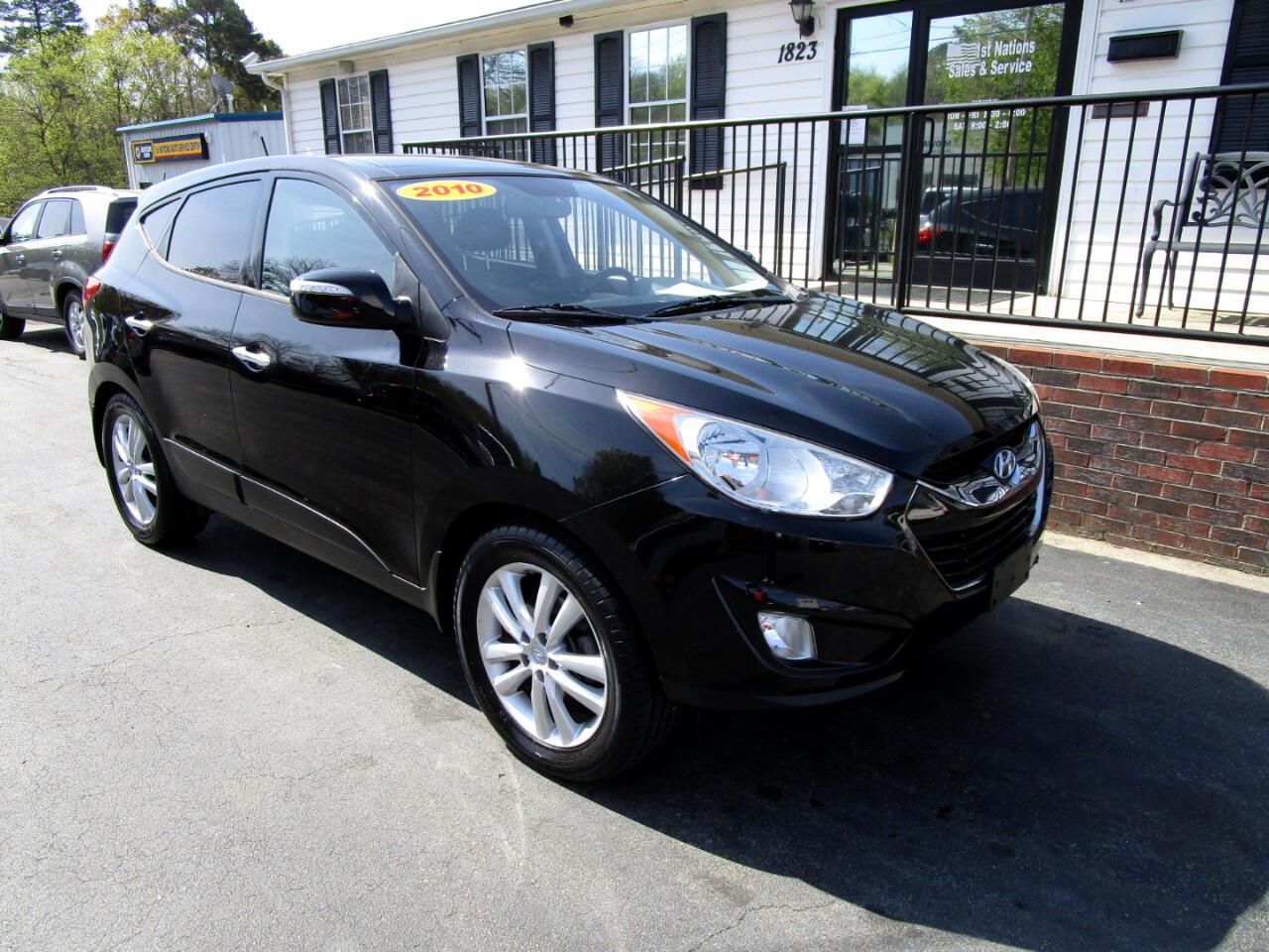 Hyundai Tucson AWD 4dr I4 Auto Limited 2010