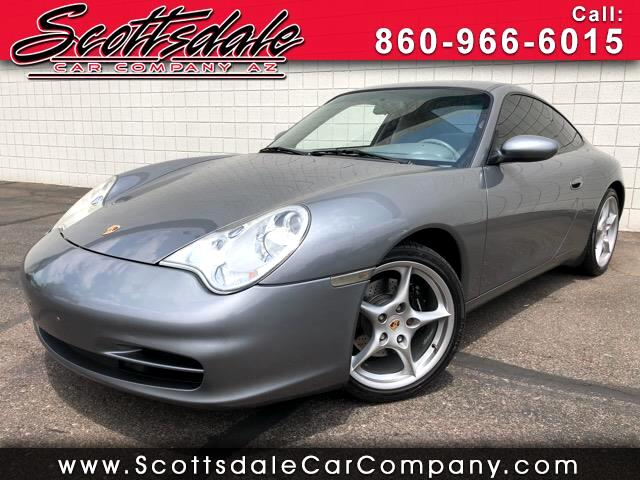 2004 Porsche 911 Carrera Coupe