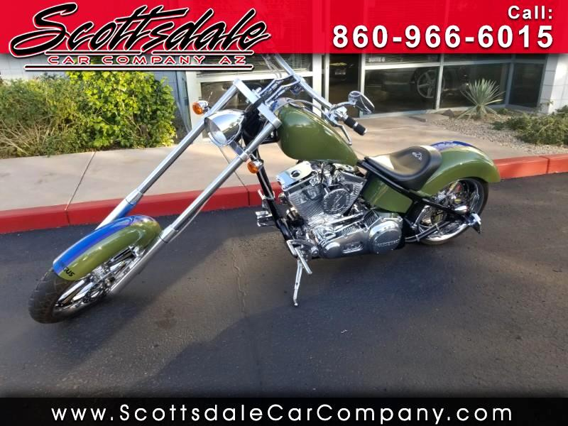 2013 Custom Motorcycle Chopper Orange County Choppers