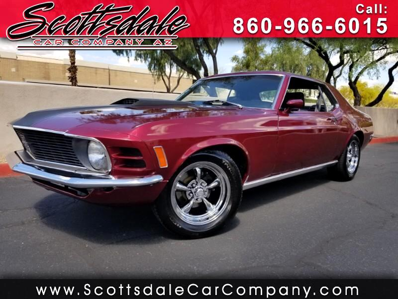 1970 Ford Mustang Deluxe Coupe