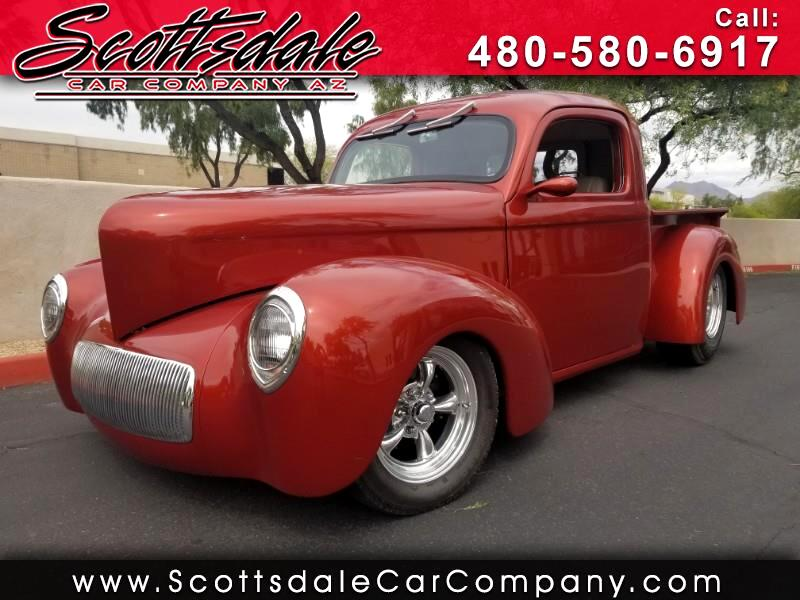 Willys Pickup  1941