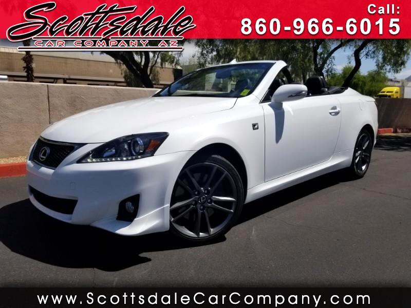 2013 Lexus IS C 350
