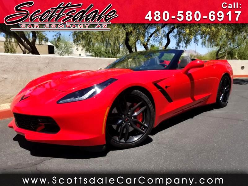 Chevrolet Corvette Z51 2LT Convertible 2016