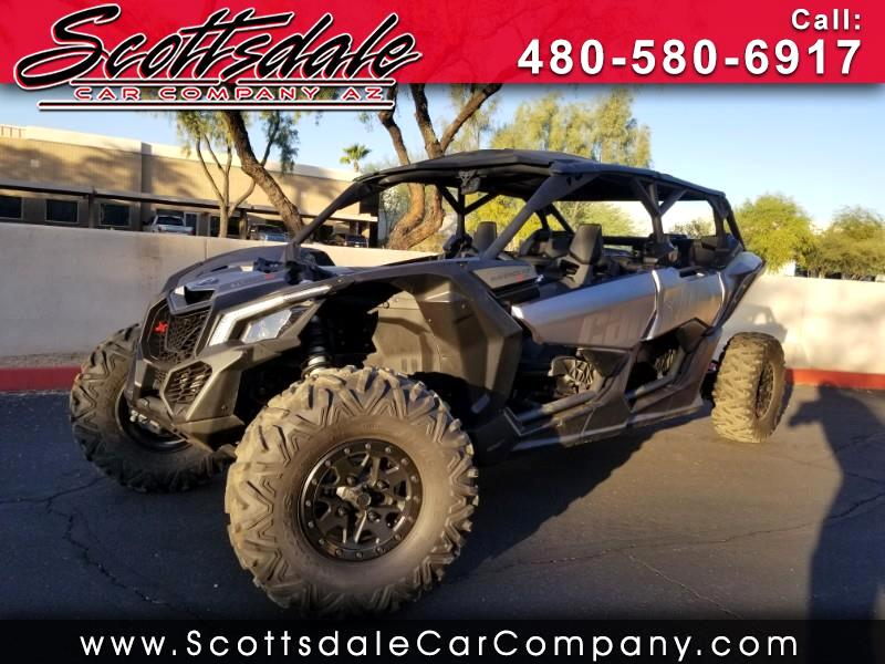 Can-Am Maverick Max X DS Turbo R  2018