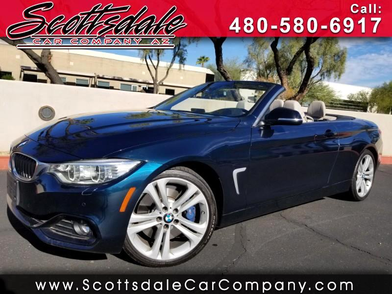 BMW 4-Series 435i convertible 2014