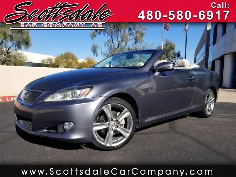 Lexus IS 250C 2dr Conv 2012