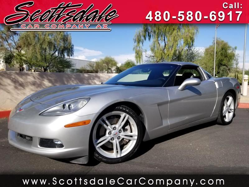 Chevrolet Corvette Coupe LT2 2008