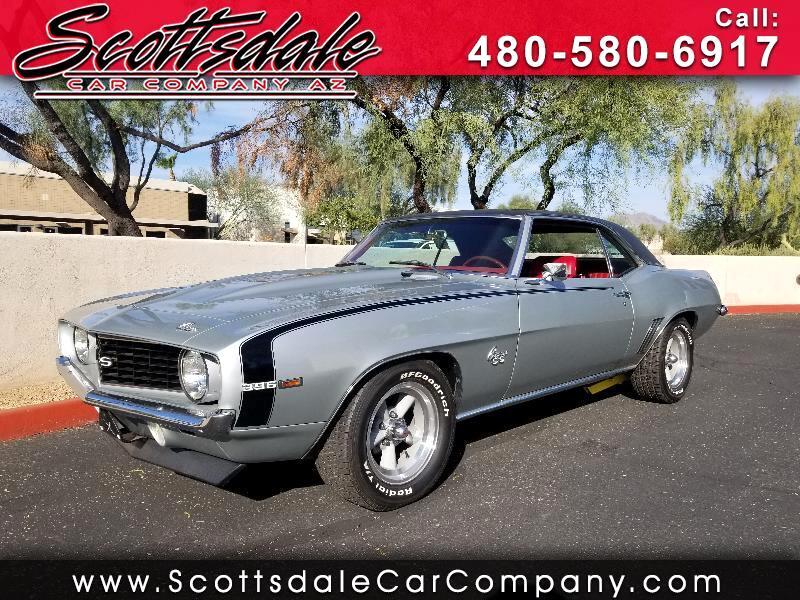 1969 Chevrolet Camaro SS For Sale