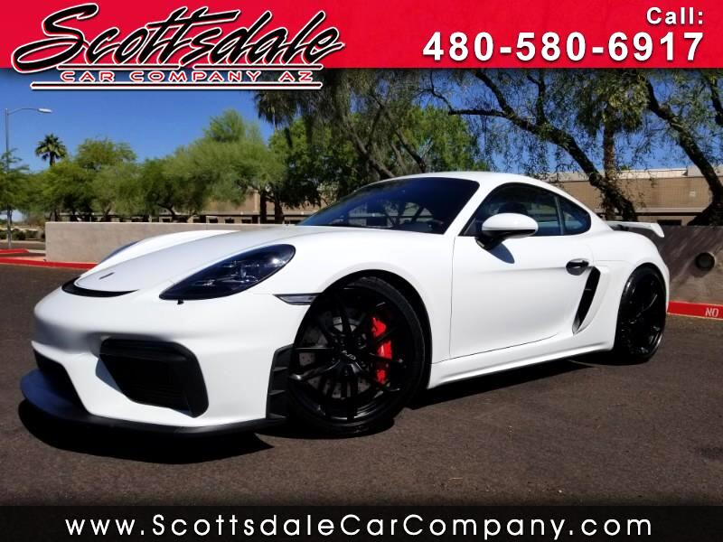 2020 Porsche 718 Cayman For Sale