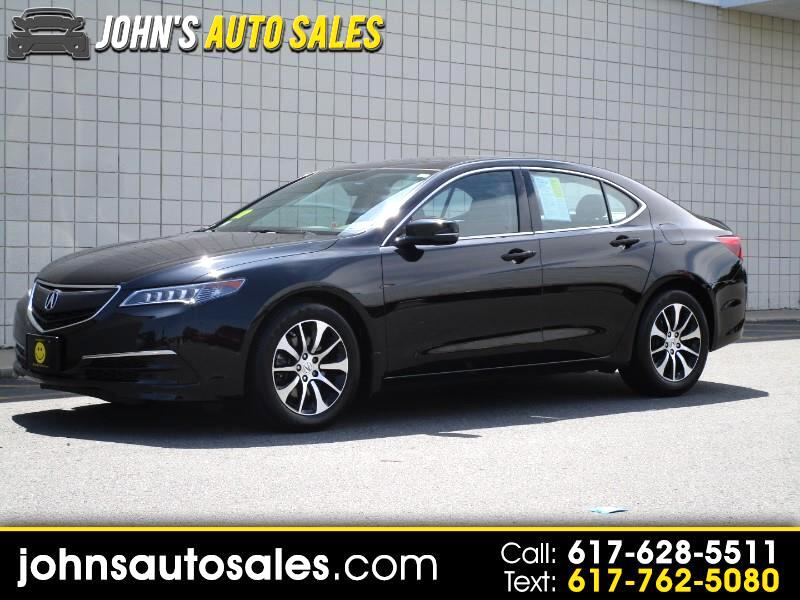 2015 Acura TLX 8-Spd DCT w/Technology Package