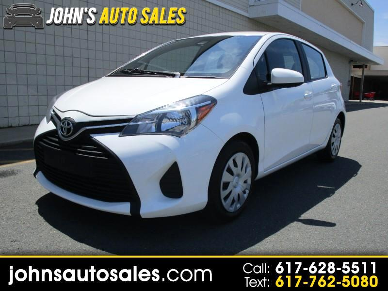 2017 Toyota Yaris LE 5-Door AT