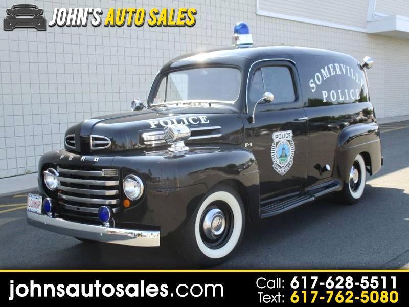 1948 Ford Club Wagon Custom