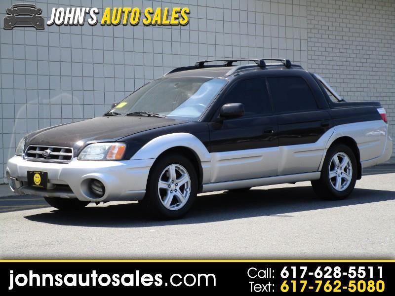 2003 Subaru Baja LDT