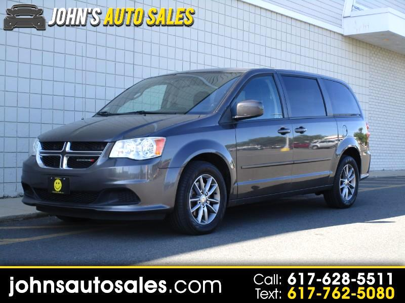 Dodge Grand Caravan 4dr Wgn SE Plus 2015