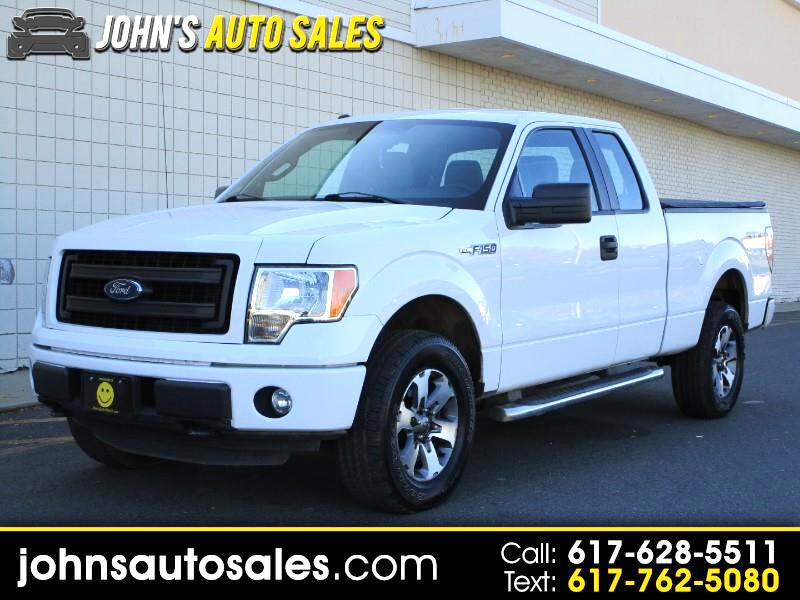 "Ford F-150 4WD SuperCab 145"" Lariat 2013"