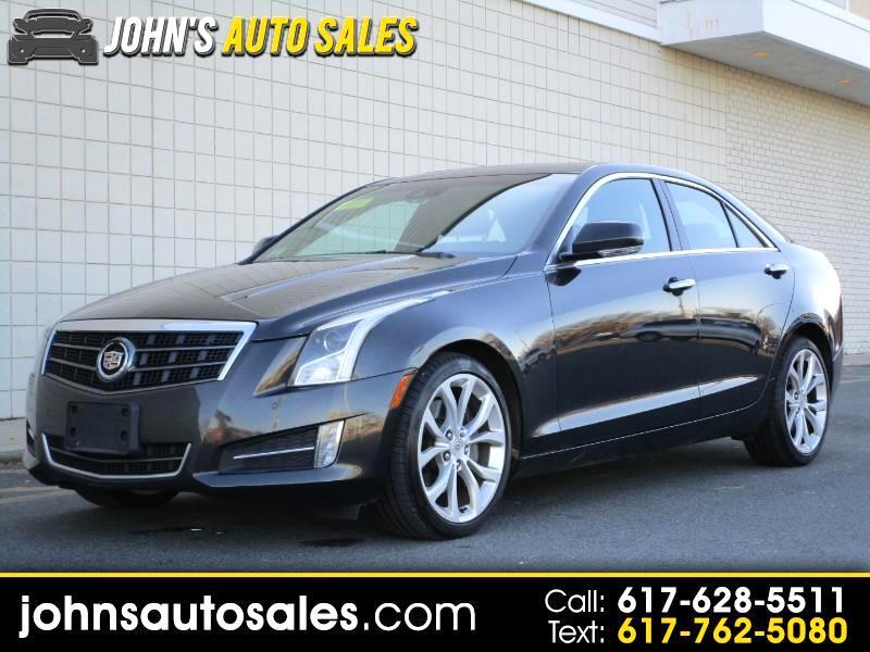 2013 Cadillac ATS 4dr Sdn 3.6L Premium AWD