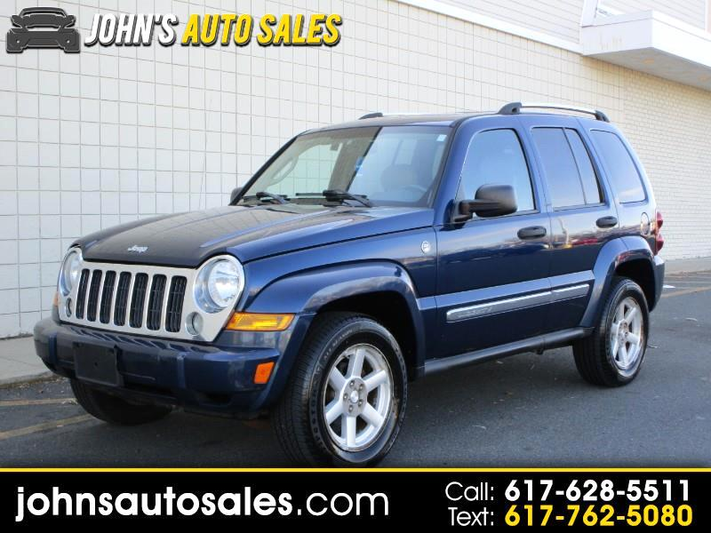2005 Jeep Liberty 4dr Limited 4WD