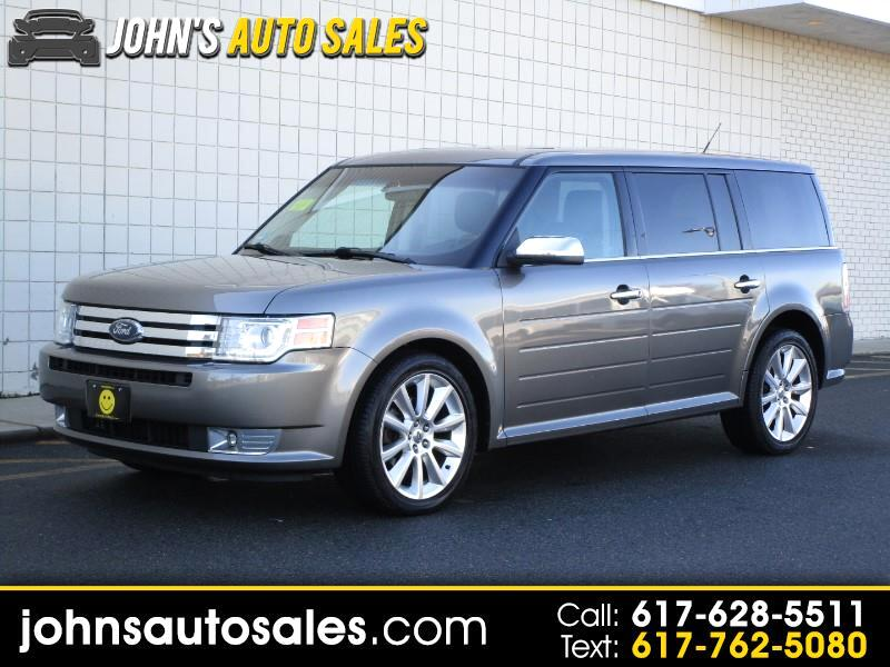 2010 Ford Flex 4dr Limited AWD
