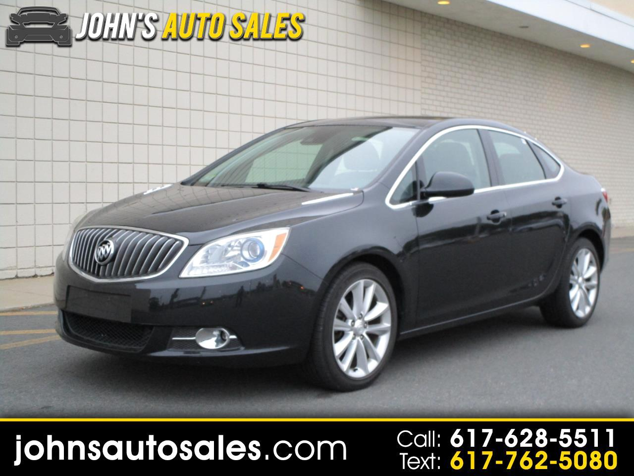 Buick Verano 4dr Sdn Convenience Group 2015