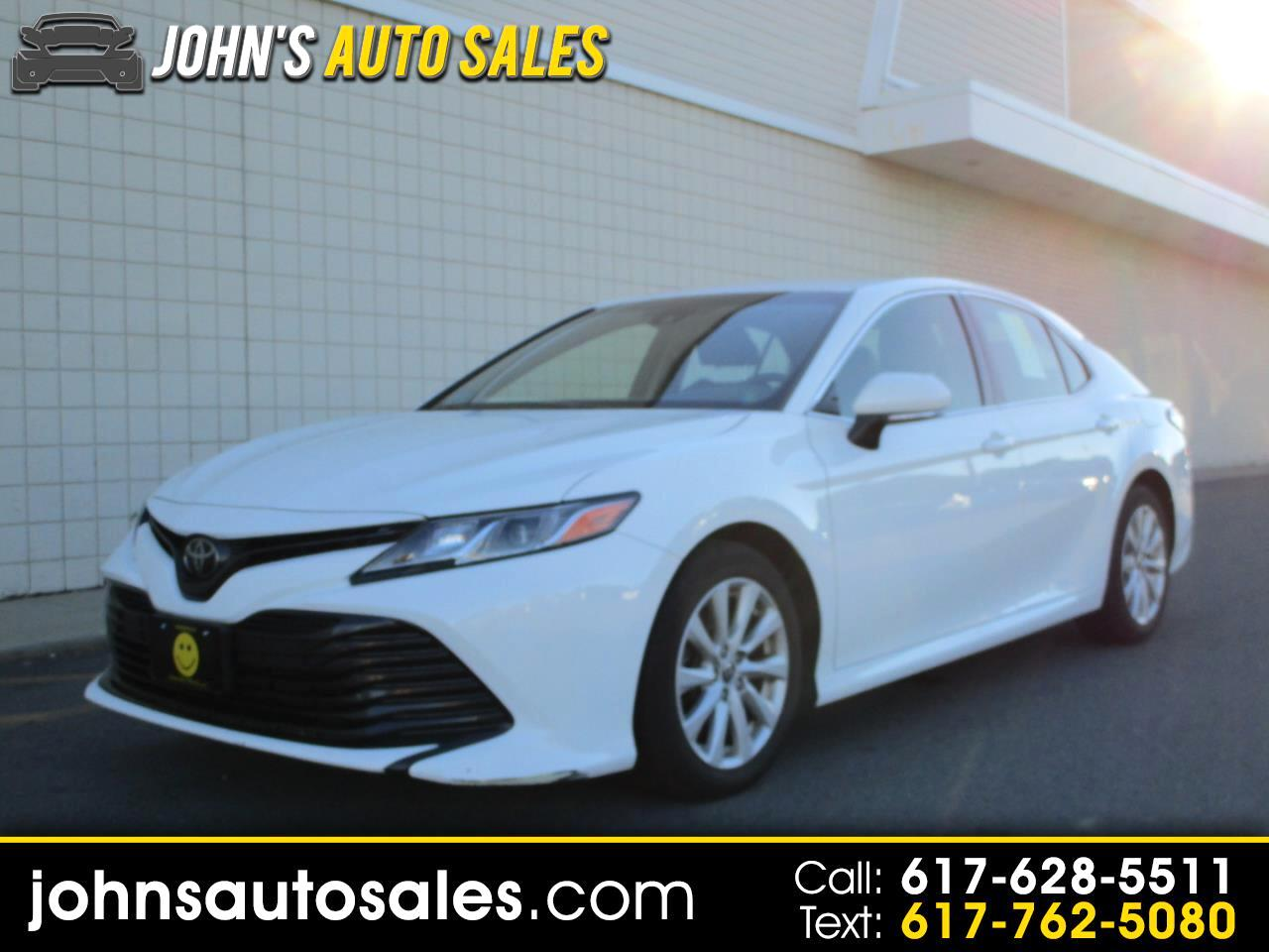 Toyota Camry 2014.5 4dr Sdn I4 Auto LE (Natl) 2018
