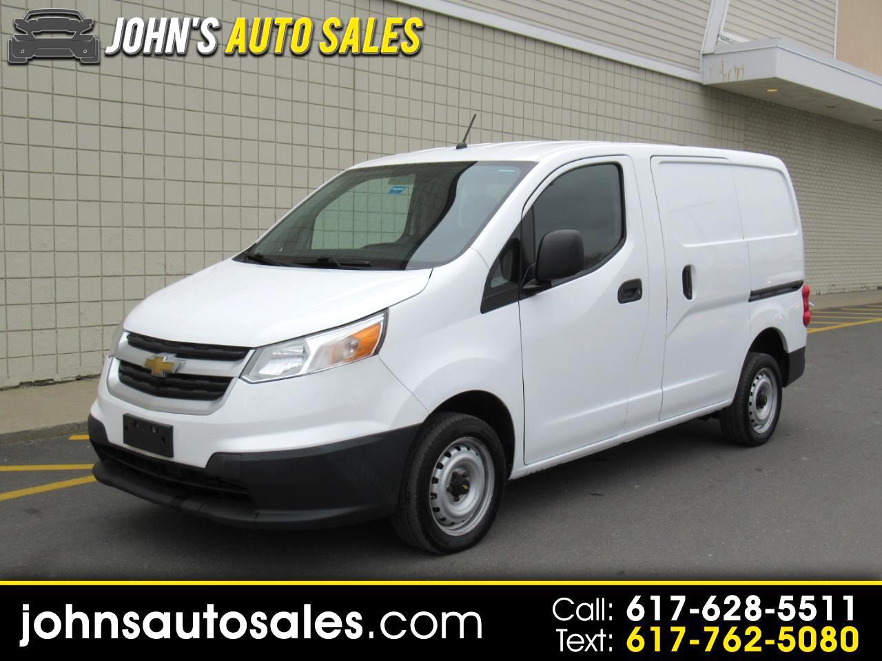 """Chevrolet City Express Cargo Van FWD 115"""" LT 2015"""