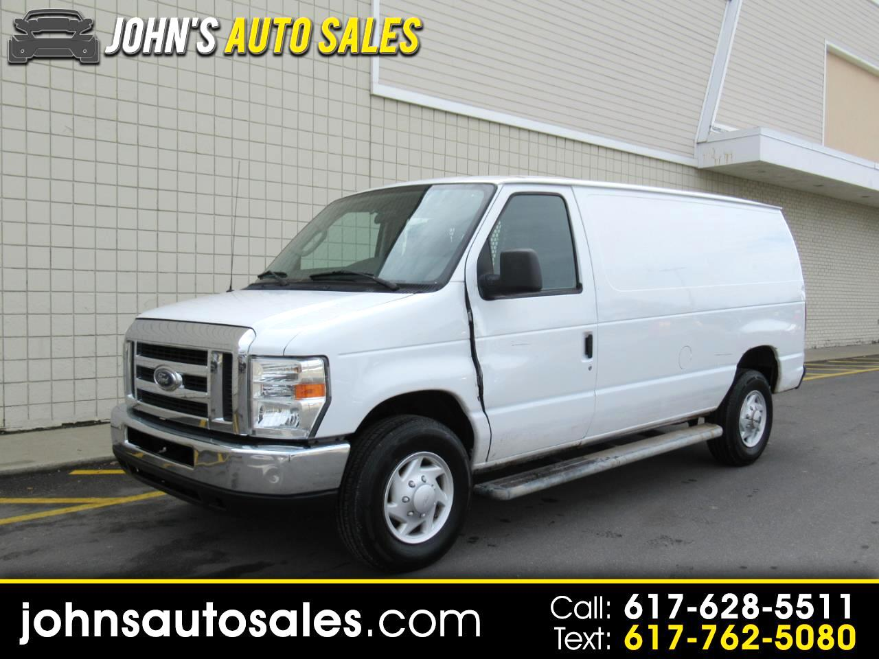 Ford Econoline Cargo Van E-250 Recreational 2009