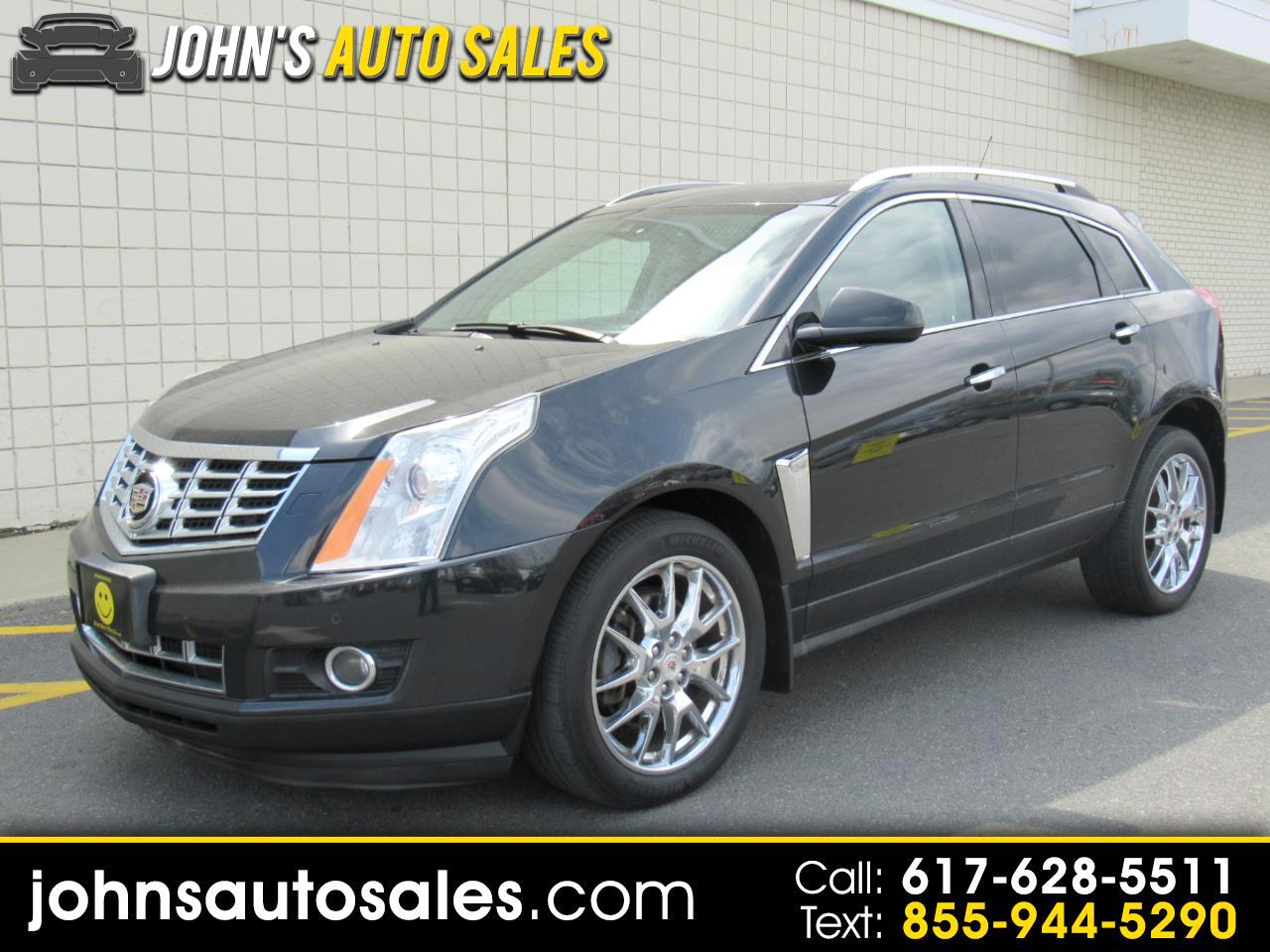Cadillac SRX AWD 4dr Premium Collection 2013