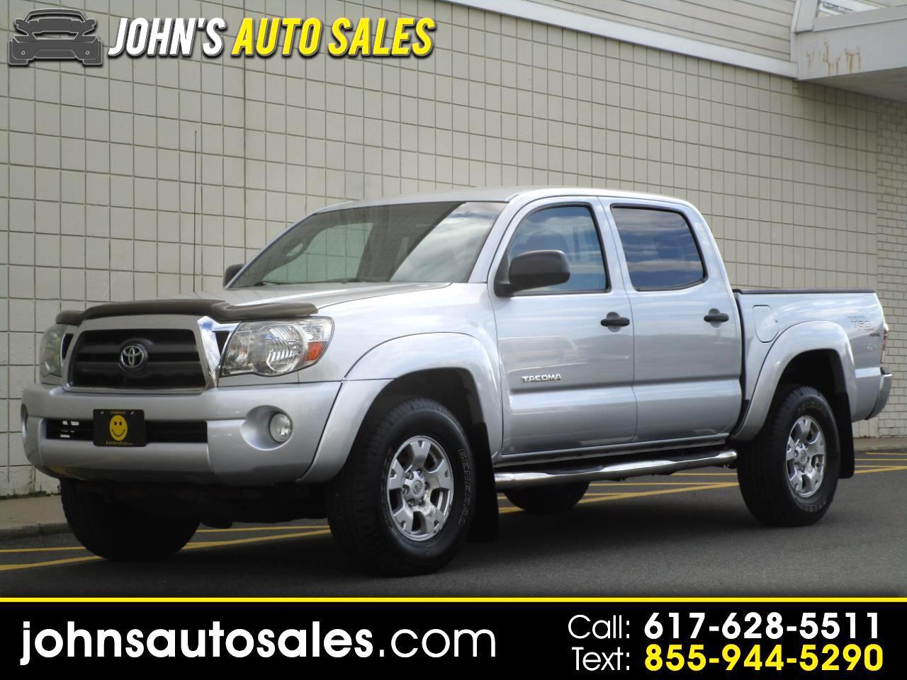 Toyota Tacoma 4WD Double V6 MT (Natl) 2009
