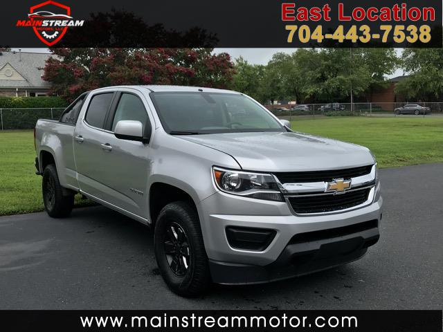 2017 Chevrolet Colorado 1LT Crew Cab 2WD