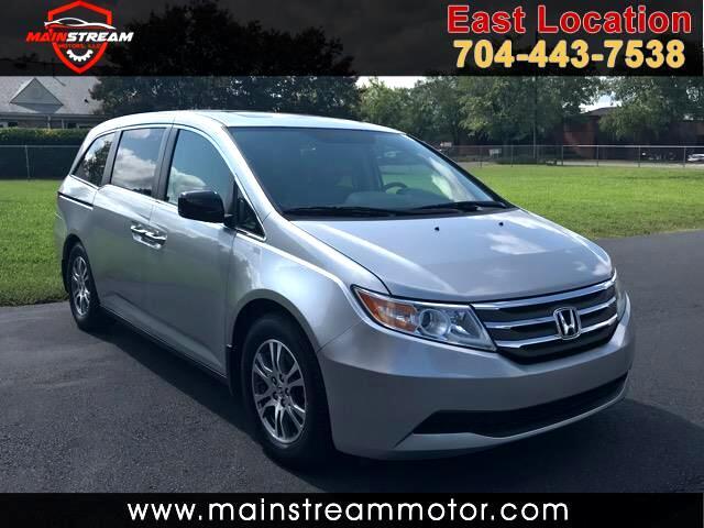 2012 Honda Odyssey EXL