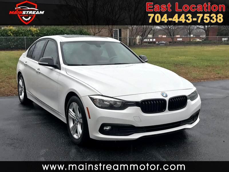 2016 BMW 3-Series I